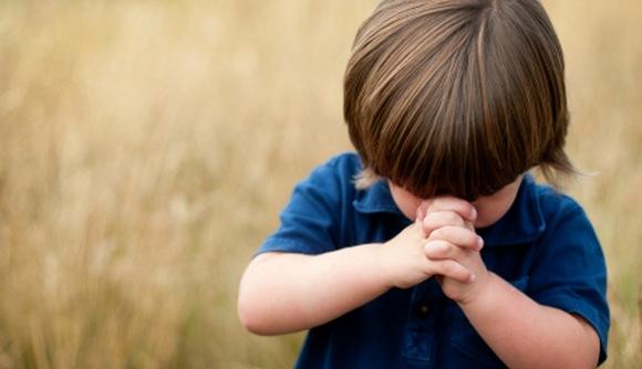 dijete moli
